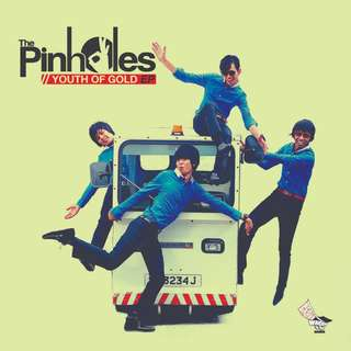 The Pinholes - Youth Of Gold EP