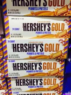 3's Hershey's Gold