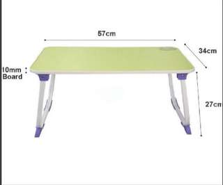 Foldable Bed/Laptop Table (as good as new)