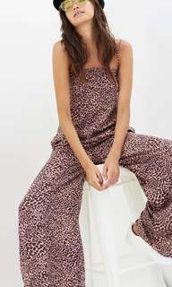 Wild and Free Shift Jumpsuit