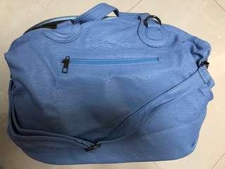 紫色新淨女士斯文袋 purple bag