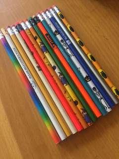 《包平郵》HB Pencils ✏️ 鉛筆 NEW! Free HK local post
