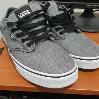 Vans Off the Wall Grey Canvas