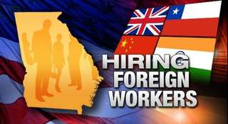 Jobs for foreign workers