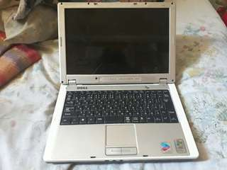 Dell inspiron 700m notebook