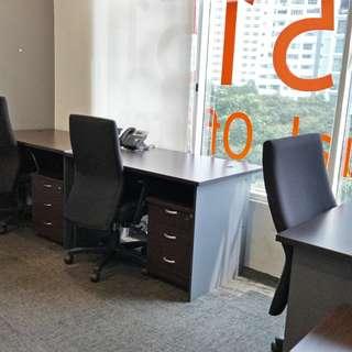 Serviced Office, Virtual Office - Metropolitan Square, Damansara Perdana