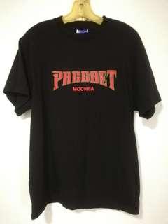 Gosha Rubchinskiy Paccbet Mockba T-Shirt Size M