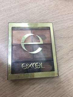 🚚 Excel 眼影 sr03