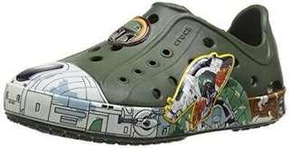 Orig.crocs starwars