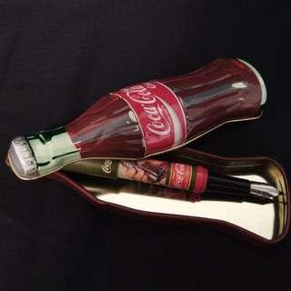 可口可樂鋼筆 coca cola pen