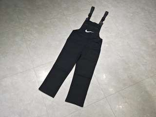 Nike Lab Oversea style Suspender Trousers