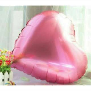 Love / heart shape balloons