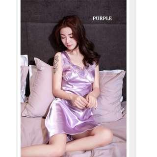 28001 Summer Ladies Strapless Sleepwear