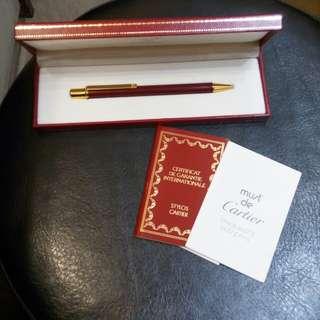 Cartier Pen