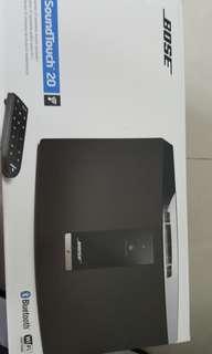 Bose soundtouch 20 wireless speaker-black