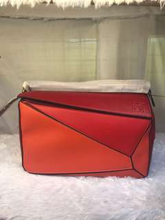Authentic grade Loewe Puzzle Bag