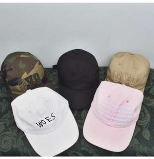 OVO Woes Hat (WHITE)