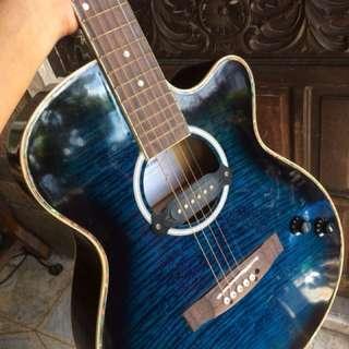 King Lion Weinstein Acoustic Guitar