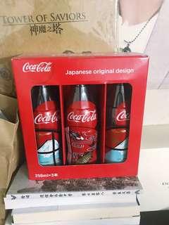 Coca Cola 100周年 日本版Set裝