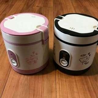 Rice Cooker Mini Super Cook Bolde Alat Masak Nasi 0.6 L Murah Bergaransi