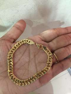 18k Pure Saudi Gold (Pawnable)