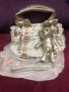 🎀Samantha Thavasa Bear Bag 💯 New🎀