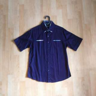 Purple Men's Shirt