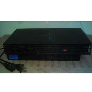 Ps2 modified for sale or swap sa phone