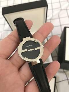 Authentic Gucci watch not casio g-shock seiko rolex