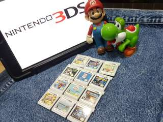 3DS Game Set