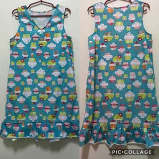 Hand-made Pambahay Dress
