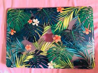 Floral MacBook Air Case 13.3 in