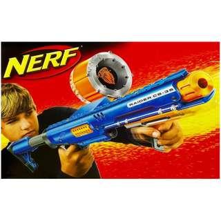 Nerf Raider CS 35