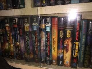 Star wars novel book