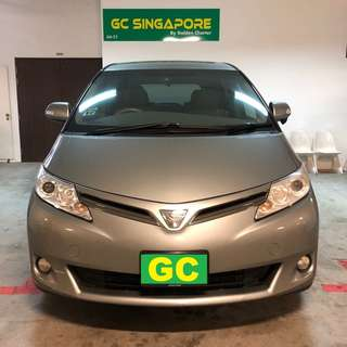 Toyota Estima RENT SUPER CHEAP RENTAL FOR Grab/Ryde/Personal USAGE