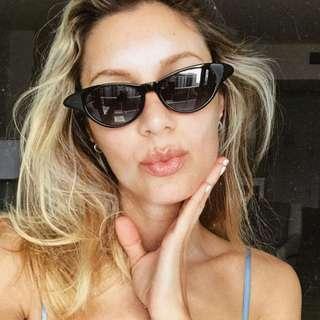 Monroe Cat Eye Sunglasses