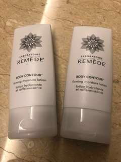 (SALE 📛‼️) REMEDE body firming lotion (set of 2 pcs)