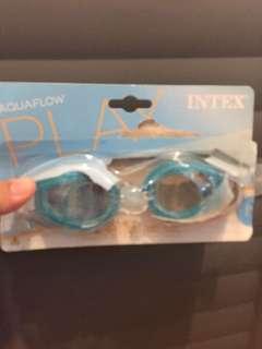 unisex goggles(brand:intex)