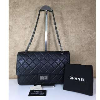CHANEL A37590 LARGE 2.55 LINE FLAP BAG SHOULDER BAG