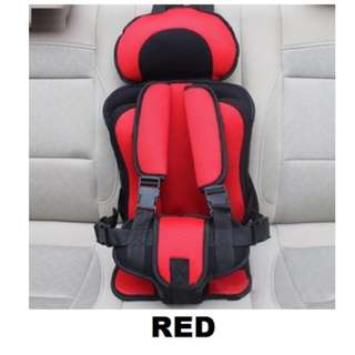 58747A Portable Baby Child Kid Safety Car Seat Car Cushion 9 Months to 4 Years Old