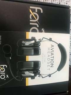 Faro Aviation Headset