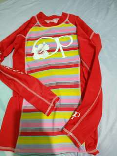 Rash guard/swimwear SALE