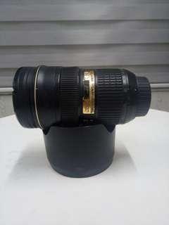 Nikon 24-70mm F2.8G ED N Lens