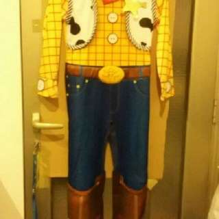 Disney Toy Story Costume (Woody)