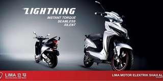 Lightning by Lima Electric Motorbike