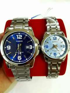 Original Casio Couple watch also available per piece