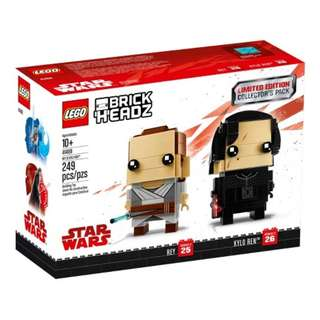 Lego Kylo and Ren Brickhead