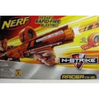 Nerf Raider CS 35 orange