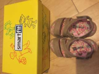 smart fit by payless(sandals)