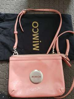 Mimco secret couch hip bag